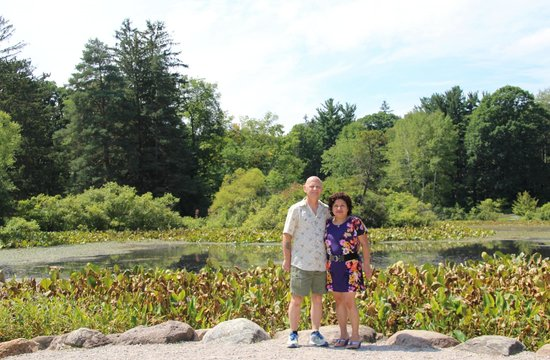 The Holden Arboretum: Blueberry Pond.