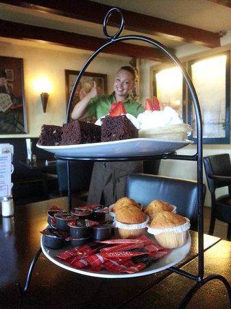 Brasserie Restaurant Markerwaard: High tea