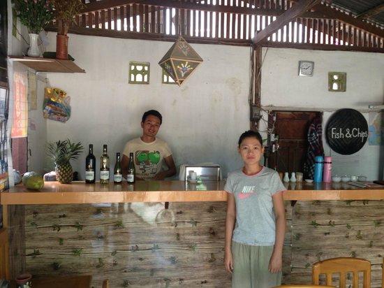Evergreen Restaurant: the owners were so wonderful