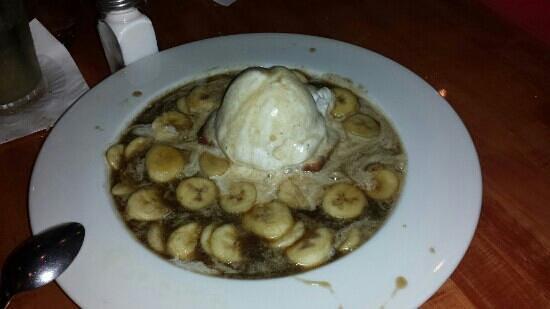 Aloha Steakhouse: Banana's Foster
