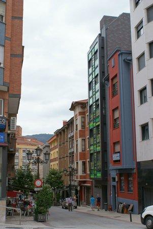 Sercotel Ciudad de Oviedo Hotel: Exterior