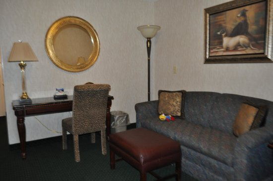 Roosevelt Inn & Suites : Room 130