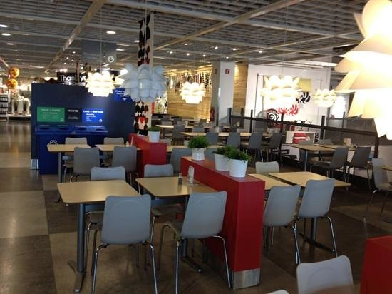 99 cent breakfast picture of ikea restaurant cafe for Ikea bloomington minnesota