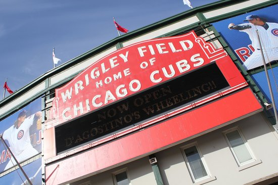 Chicago Private Tours : Wrigley Field!