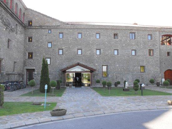 Barcelo Monasterio de Boltana: EXTERIOR