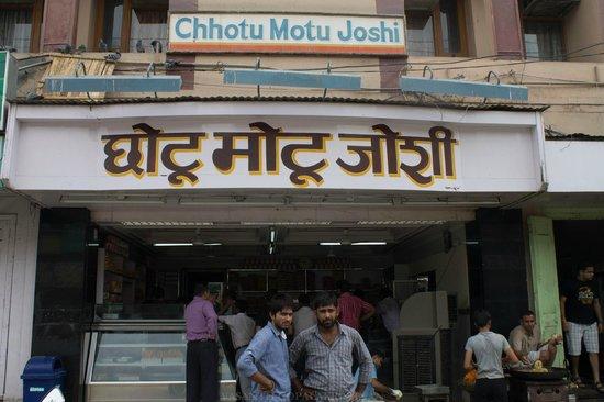 Chhotu Motu Joshi Sweet Shop: Chotu Motu Joshi