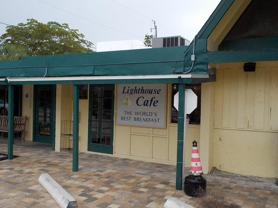 Lighthouse Cafe : Exterior