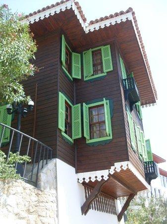 Perili Bay Resort Hotel: Otel odalarından biri