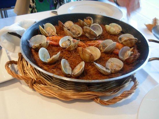 L'Ancora Restaurant : Fidewa