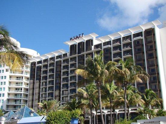 Hyatt Regency Sarasota: Exterior