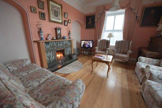 Kilmurvey House: Comme un air d'Irlande sauvage