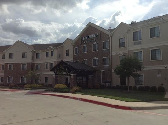 Staybridge Suites West Fort Worth : hotel