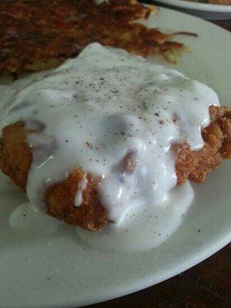 Litchfield Restaurant: Chicken Fried Chicken....get it now