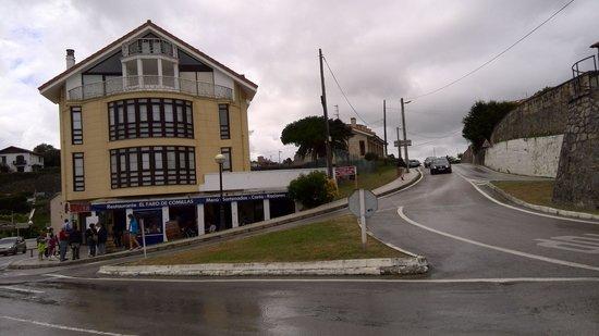 Faro de Comillas: El Faro