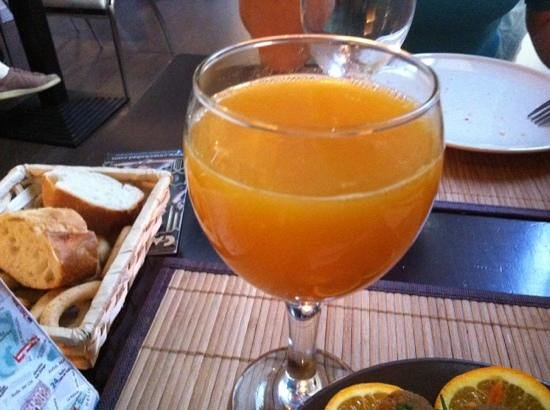 Almanara : one of the best juices I ever tasted