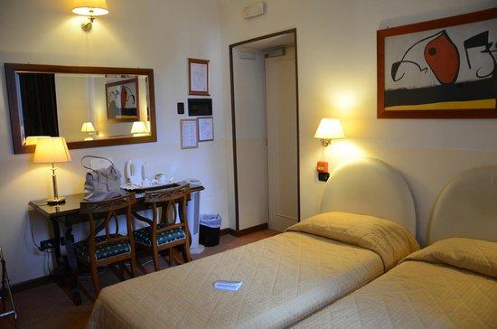 Hotel Privilege: Chambre