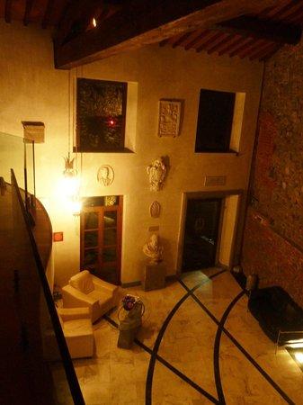 Hotel Villa Casagrande: Hall