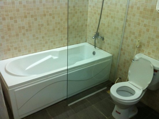 Diamond Palace Hotel: Bathroom (Superior Room)