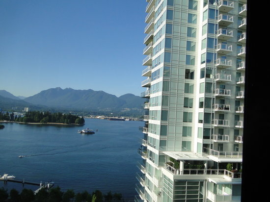 The Pinnacle Hotel Harbourfront: View from our room