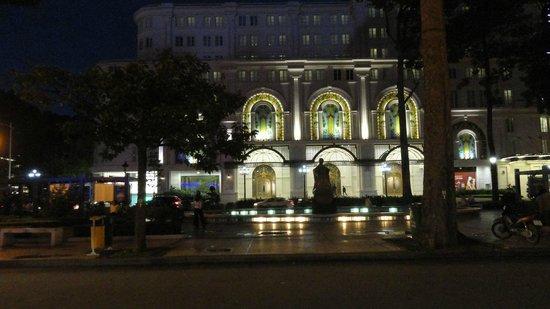 Lotte Legend Hotel Saigon: View of Downtown