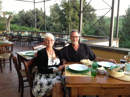 Agriturismo Podere Torricella - Fattoria il Turco: Our best meal in Italy by far!