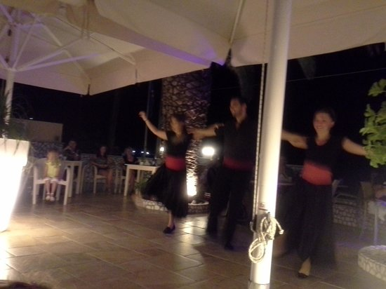 Coral Hotel: greek night every Thursdays