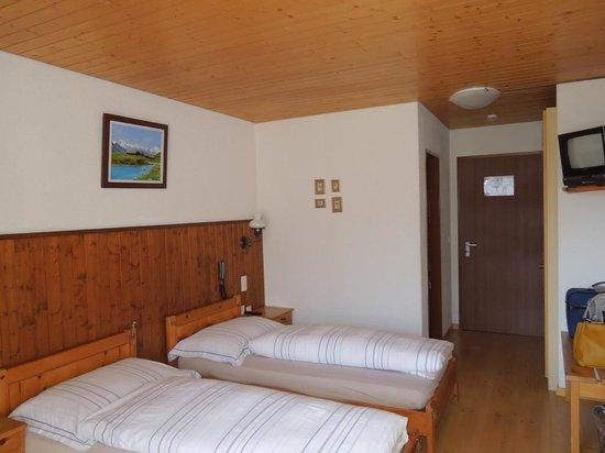 Hotel Fiescherhof: Zimmer