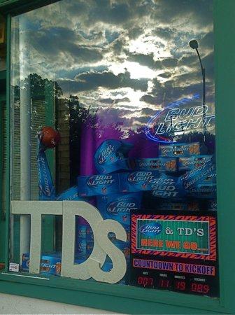 TD's of Clemson