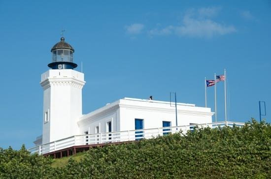Arecibo Lighthouse & Historical Park : arecibo lighthouse