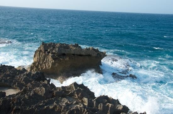 Arecibo Lighthouse & Historical Park : view from Arecibo Lighthouse