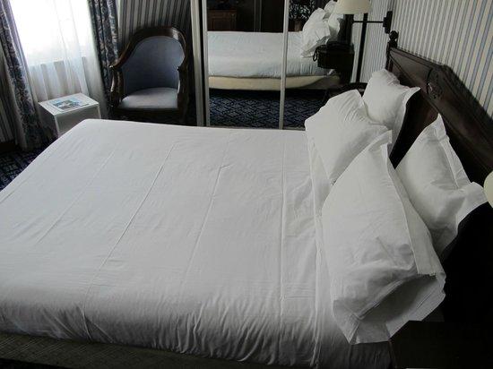 Hotel Le Pierre: Standard room