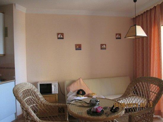 Palm Beach Club : living area