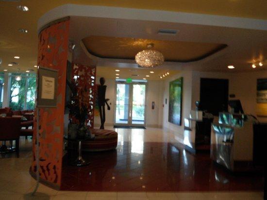 Hotel Urbano: Lobby