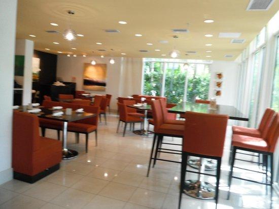 Hotel Urbano: Restaurant