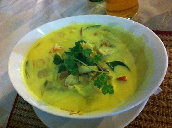 Ging Restaurant: soupe