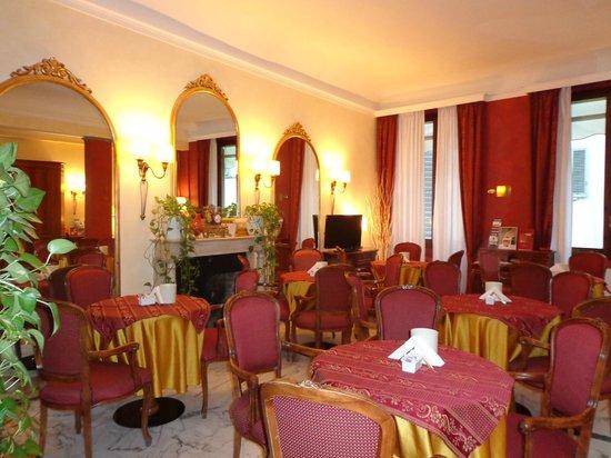 Hotel Goldoni: Restaurante