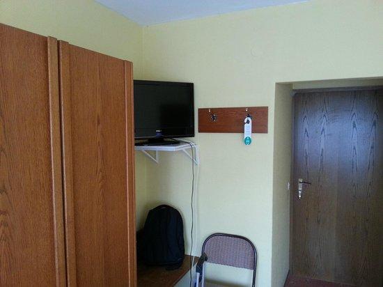 Hotel Bliesbruck: Flat-TV