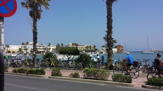 Pantheon Apartments: Kos Town is a MUST.