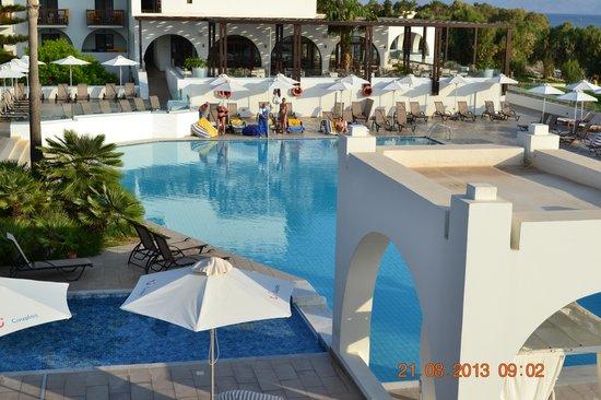Sensimar Oceanis Beach & Spa Resort: Отличный отдых