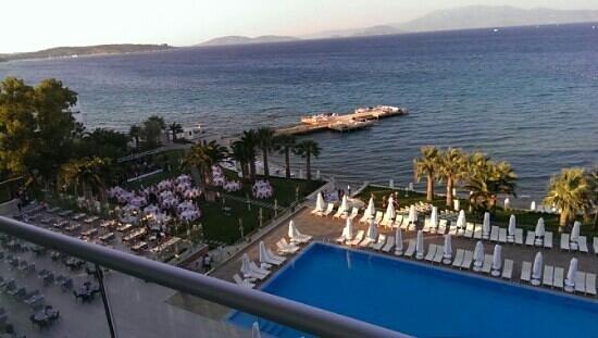 Boyalik Beach Hotel & Spa Cesme: havuz