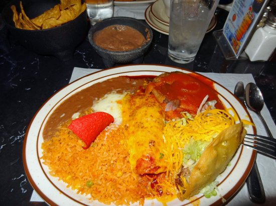 Lindo Michoacan: Weight Watchers Dish!