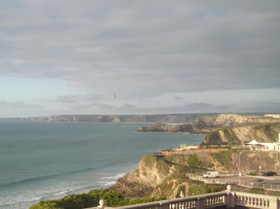 Legacy Hotel Victoria - Newquay: The view from our room