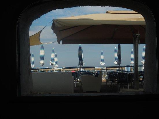 La Rotonda Sul Mare : accesso alla piattaforma
