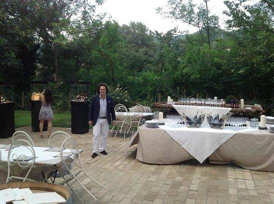 Esterno picture of ristorante tramvia casalecchio di for Hotel a casalecchio di reno