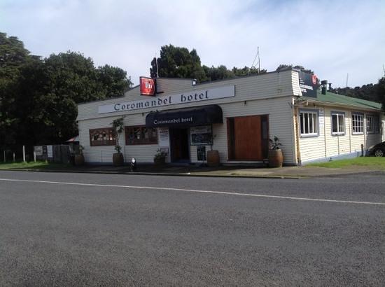 Coromandel Hotel : Top quality meals