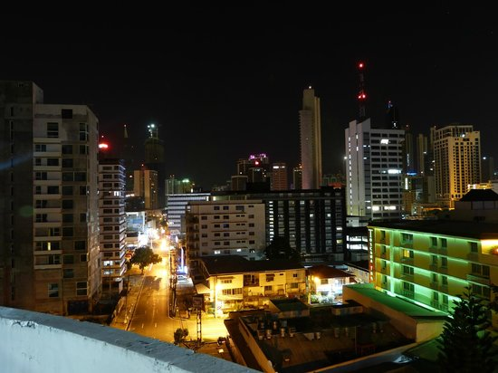 Hotel el Parador: vista superior