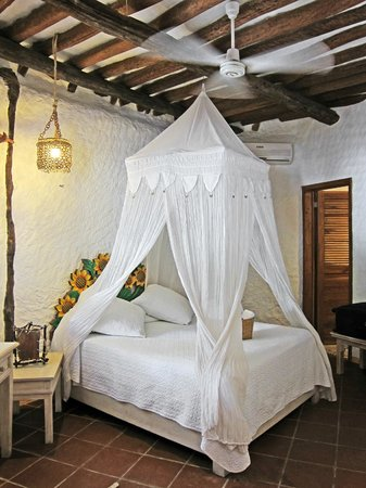 Holbox Hotel Casa las Tortugas - Petit Beach Hotel & Spa: Room Girasol