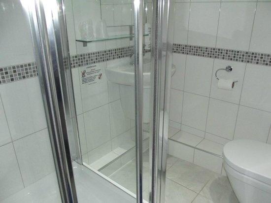 Hotel Unique: bagno