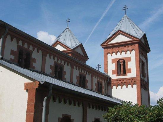 Schloss Mespelbrunn: Die Gruftkirche der Ingelheims