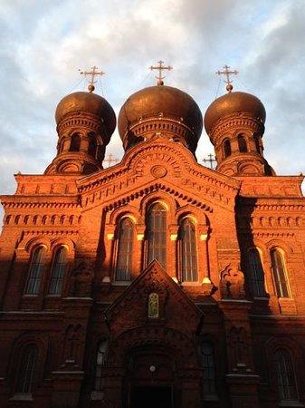 Sviato-Vvedensky monastery